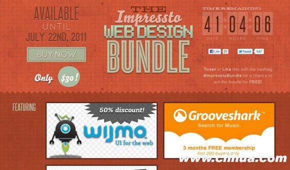 The Impressto Web Design Bundle