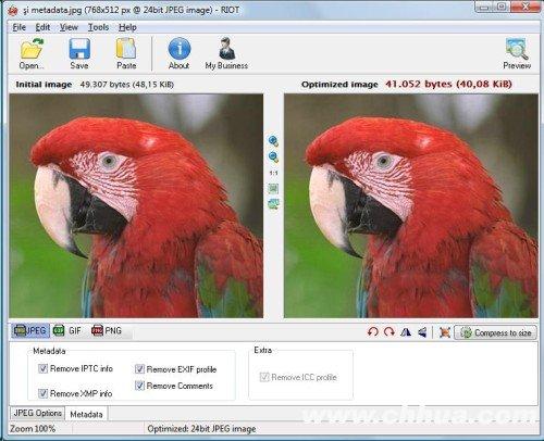 暴动 - 自由基的图像优化工具