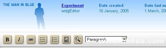 WidgEditor
