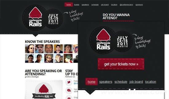 Conferencia Rails