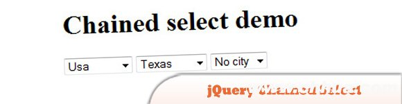 jQuery的链式选择