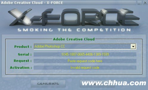 adobe cc keygen xforce