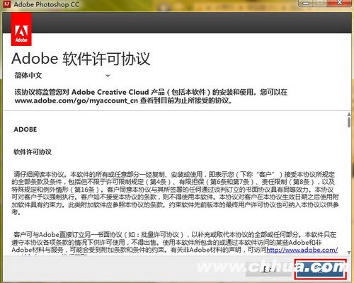 Adobe CC Activation