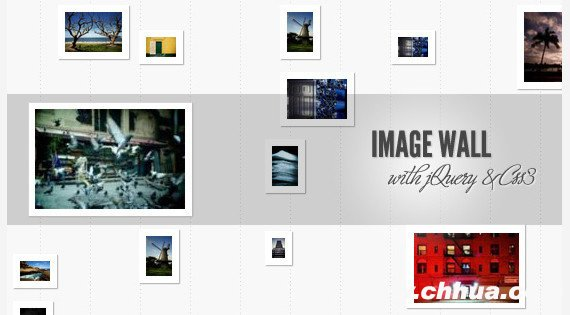 jQuery图片滑动切换插件 - 图片墙+jQuery效果
