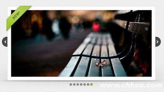 jQuery图片滑动切换插件 -Slides