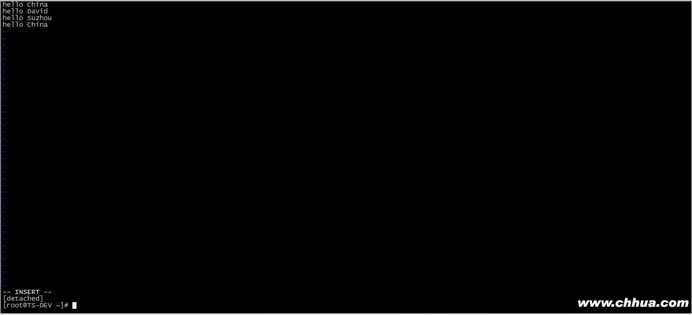 linux screen 命令详解,关掉窗口或者断开连接,继续执行命令。